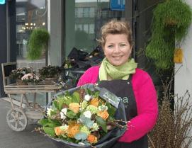 Azalea bloemen atelier